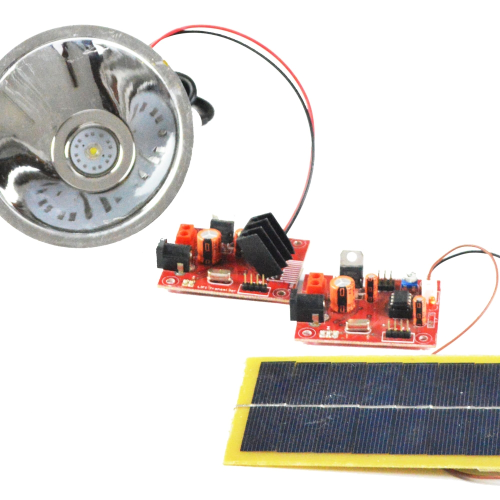 LIFI Voice Solar