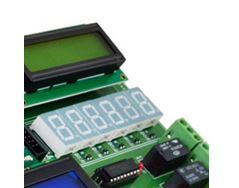 Seven Segment Display interfacing with Spartan3e FPGA Development Kit