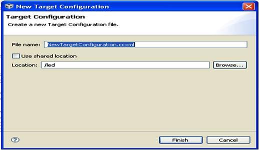 target-configuration-dialog-apears