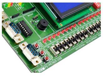 Buzzer Placement in Spartan6 FPGA Development Kit