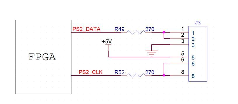 Interfacing PS/2 with Spartan6 FPGA Development Kit