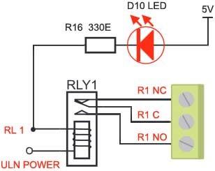 Interfacing relay with Spartan3e FPGA Development Kit