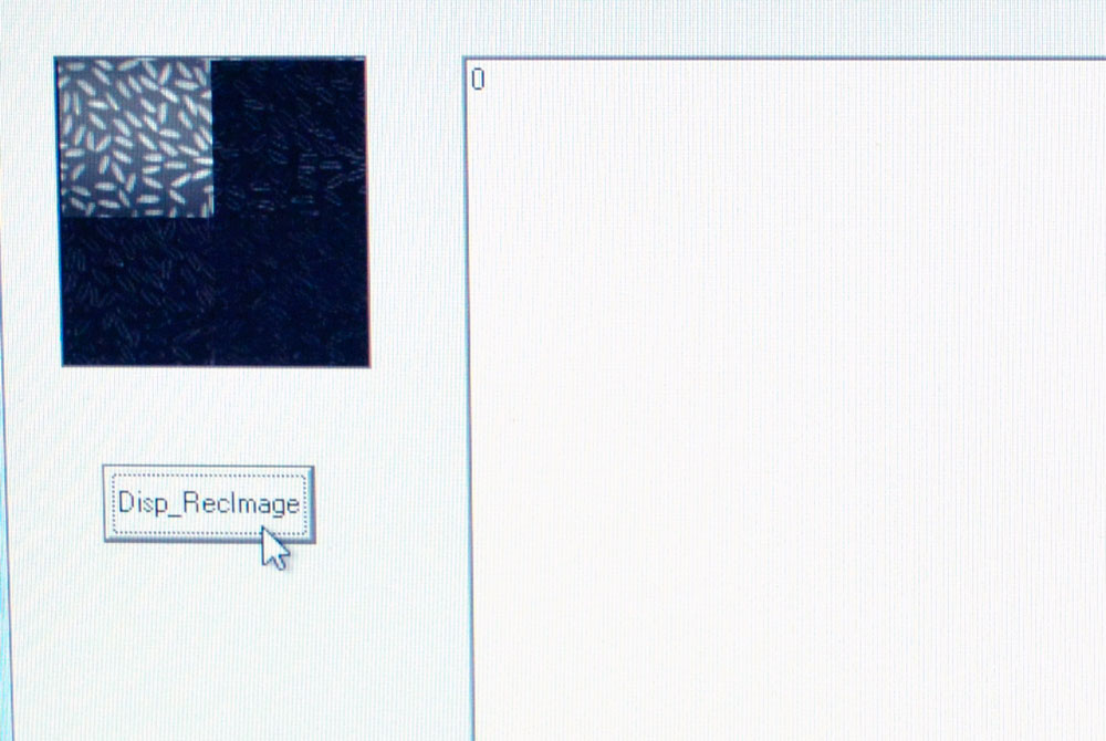 Lifting Based Discrete Output Image