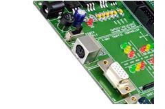 PS2 Placement in Virtex5 FPGA Development Kit