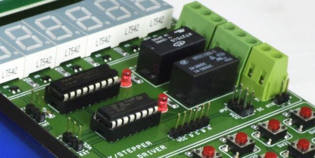 Relay Placement in Spartan3e FPGA Development Kit