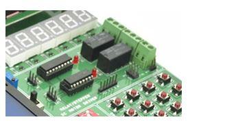 Stepper Motor Driver Placement in Virtex5 Development Kit