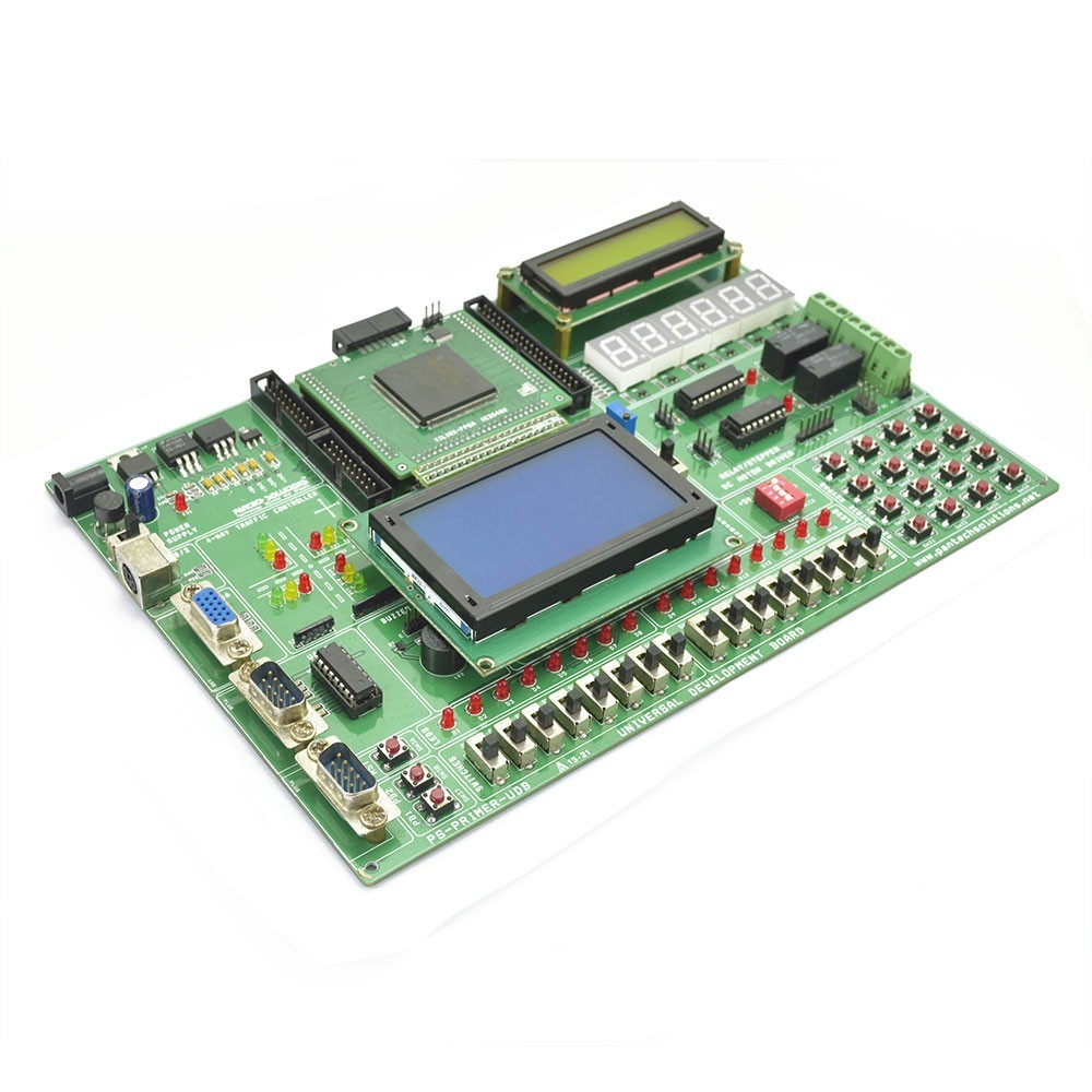 Interfacing Stepper Motor With Spartan3 Fpga Development Kit Control Circuit Diagram