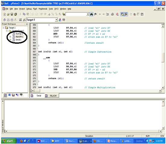 c-file-into-project-file
