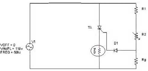 R Triggering Circuit