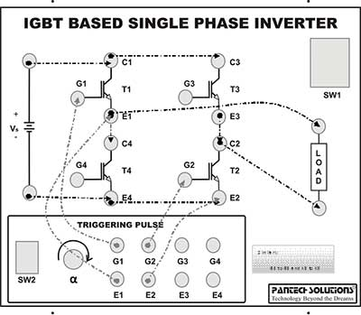 mimic diagram igbt igbt based single phase inverter Swivel Sweeper G1 G2 G3 at cos-gaming.co