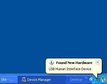Found New Hardware