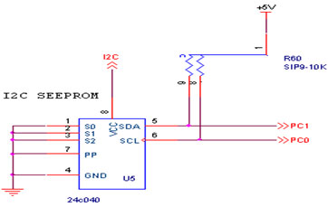How to Interface I2C-EEPROM with AVR Development Board