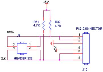 how to interface ps/2 with avr development board playstation 2 circuit diagram wiring diagram for playstation 2