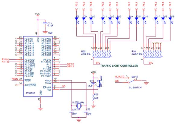 Traffic Signal Loop Wiring Diagram on lighting system ladder logic