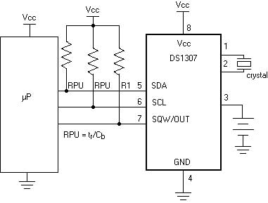 Interfacing I2C - RTC to Microcontroller