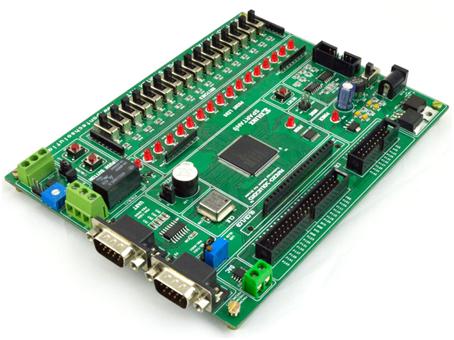 Sp_6_FPGA_project_Board
