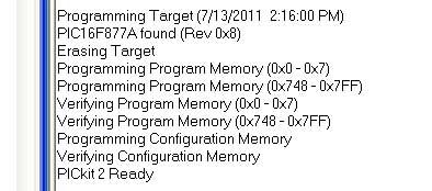 Programming Target