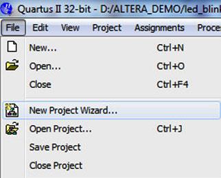 quartus-ii-web-edition-and-select-file