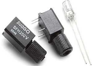 Transmitting LED SFH 250V