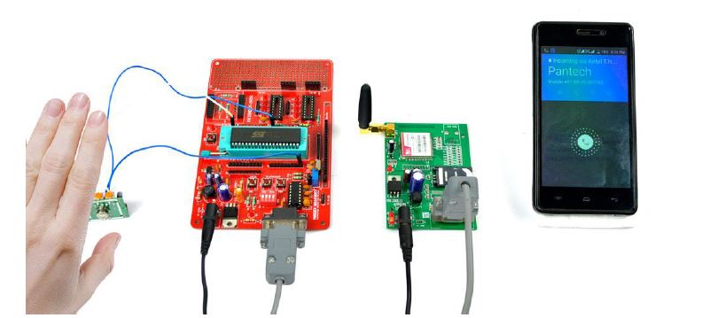 PIR Sensor And GSM Based Home Security System