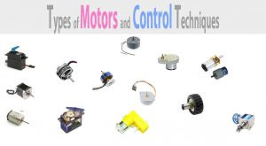 Read more about the article Types of Motors and Control Techniques