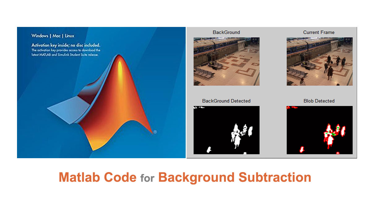 You are currently viewing Matlab Code for Background Subtraction