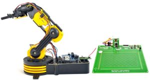 Read more about the article Gesture-based Robot Arm