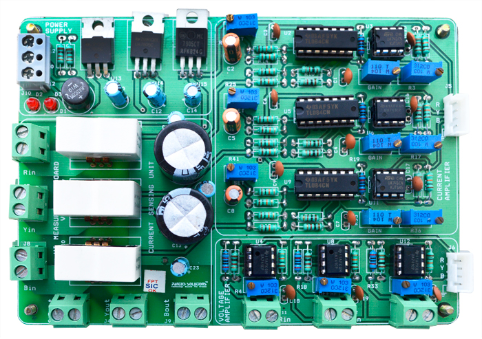 You are currently viewing Signal Conditioning Board for Voltage & Current Measurement using DSP/FPGA/MCU