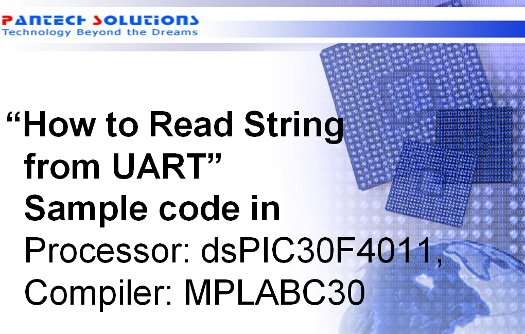 Read more about the article How to Receive a String From UART