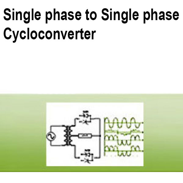 Read more about the article Single phase to Single phase Cycloconverter