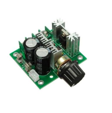 12V-40V10A DC Motor PWM Speed Control Switch Governor