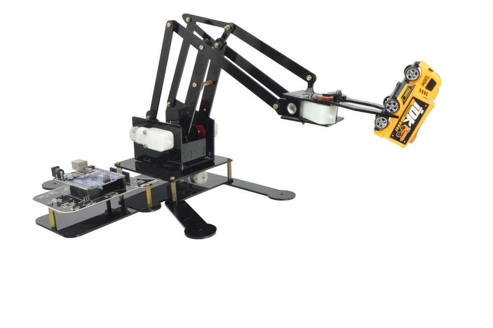 Arduino Controlled Robotic arm