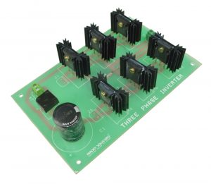 3 Phase H-Bridge Inverter (MOSFET/IGBT) BOARD