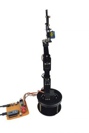 5 DOF Robotic ARM