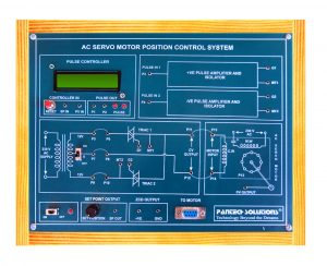 AC position control system using PID