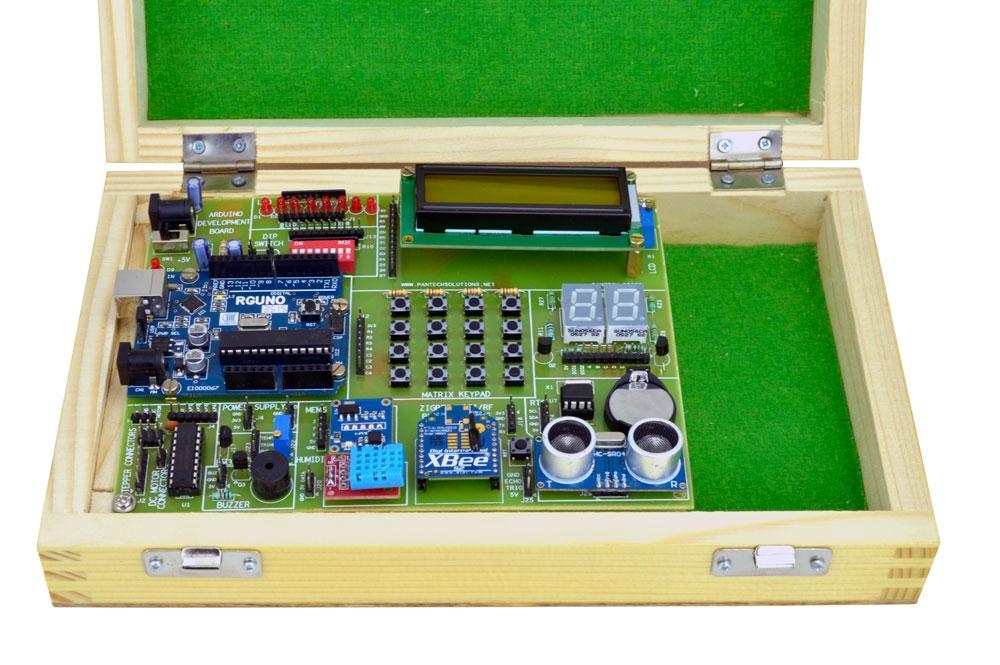 Arduino development board