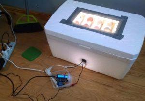 Arduino based Incubator -Arduino Mini projects