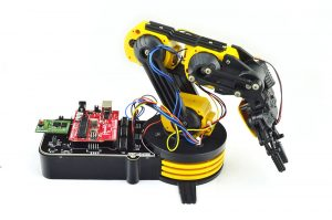 Arduino Compatible with Robot ARM