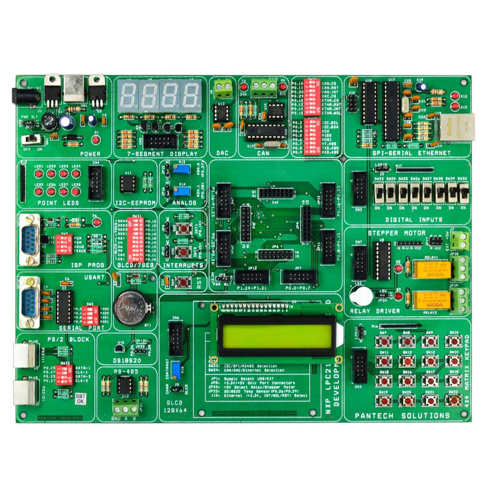 ARM7 Advanced development Board