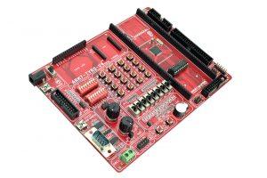 ARM 7 LPC2148 Trainer Kit