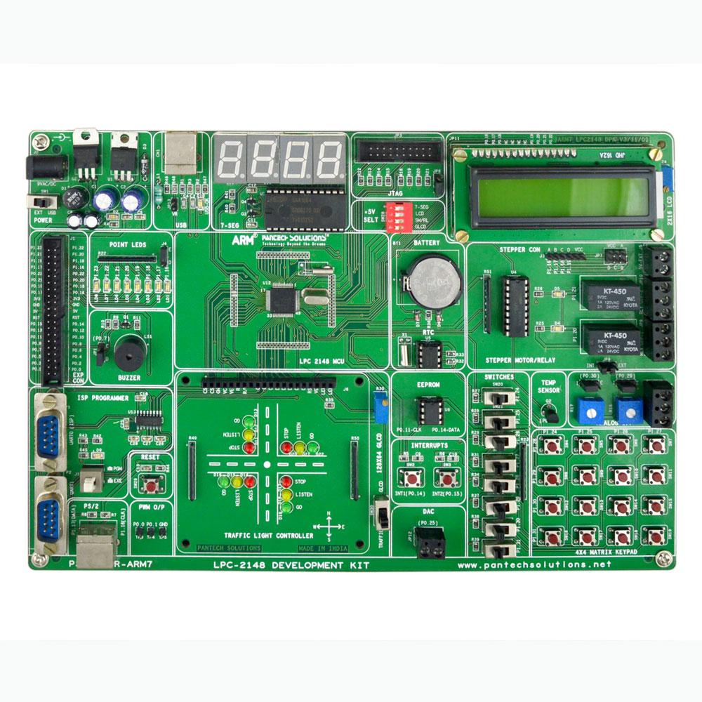 ARM7 Development Board