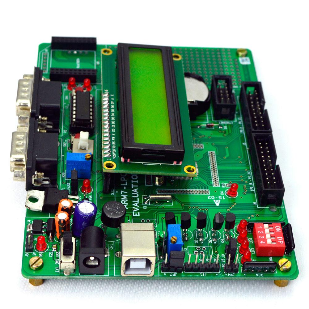 ARM7 Evaluation Board
