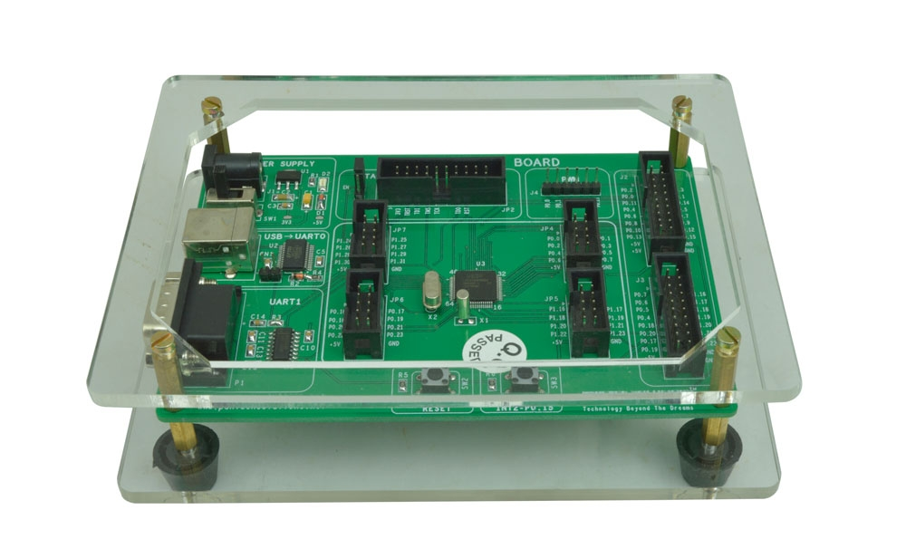 ARM7 Project Board