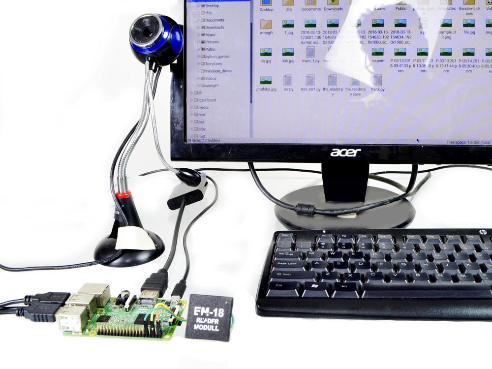 A Smart ATM Security System using Raspberry Pi