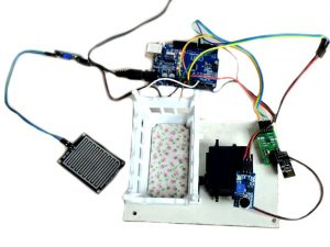 Automatic Baby bed using Arduino