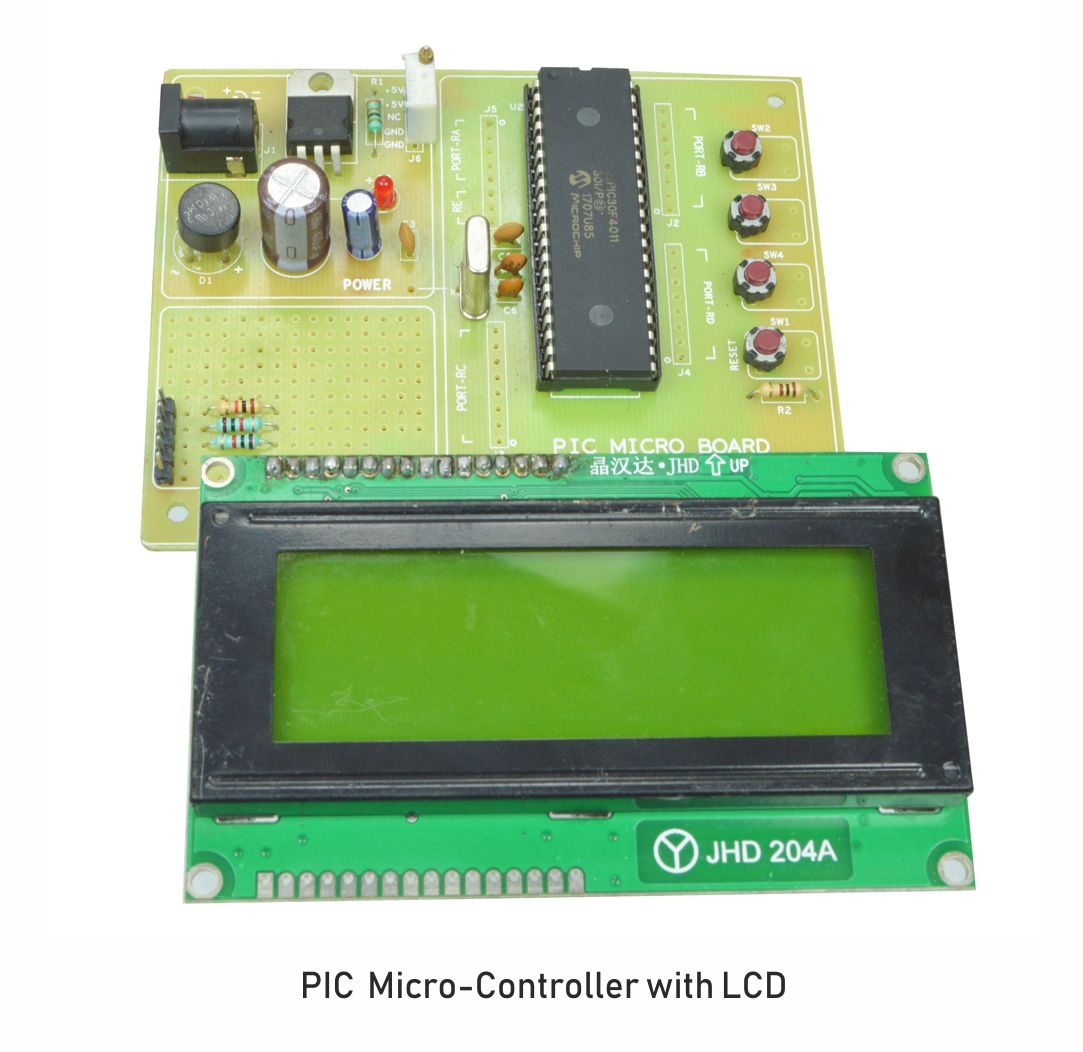 BLDC Motor Control using dSPIC Microcontroller
