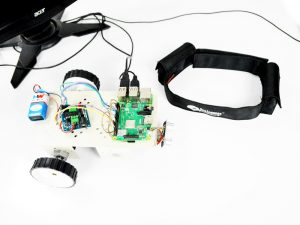 Brain Controlled Robotic Car using Raspberry Pi
