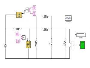 Bridgeless AC-DC Boost Converter