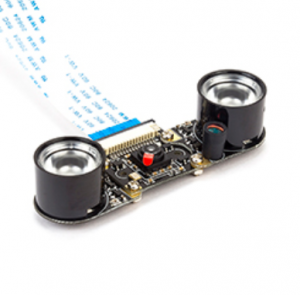 5MP Camera for Raspberry Pi with Night Vision
