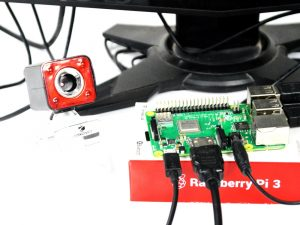 Capturing an image using USB camera with Raspberry Pi